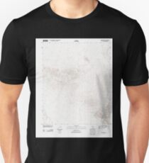 USGS TOPO Map California CA Bird Spring 20120404 TM geo T-Shirt