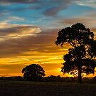 Staffordshire Sunset by Zort70