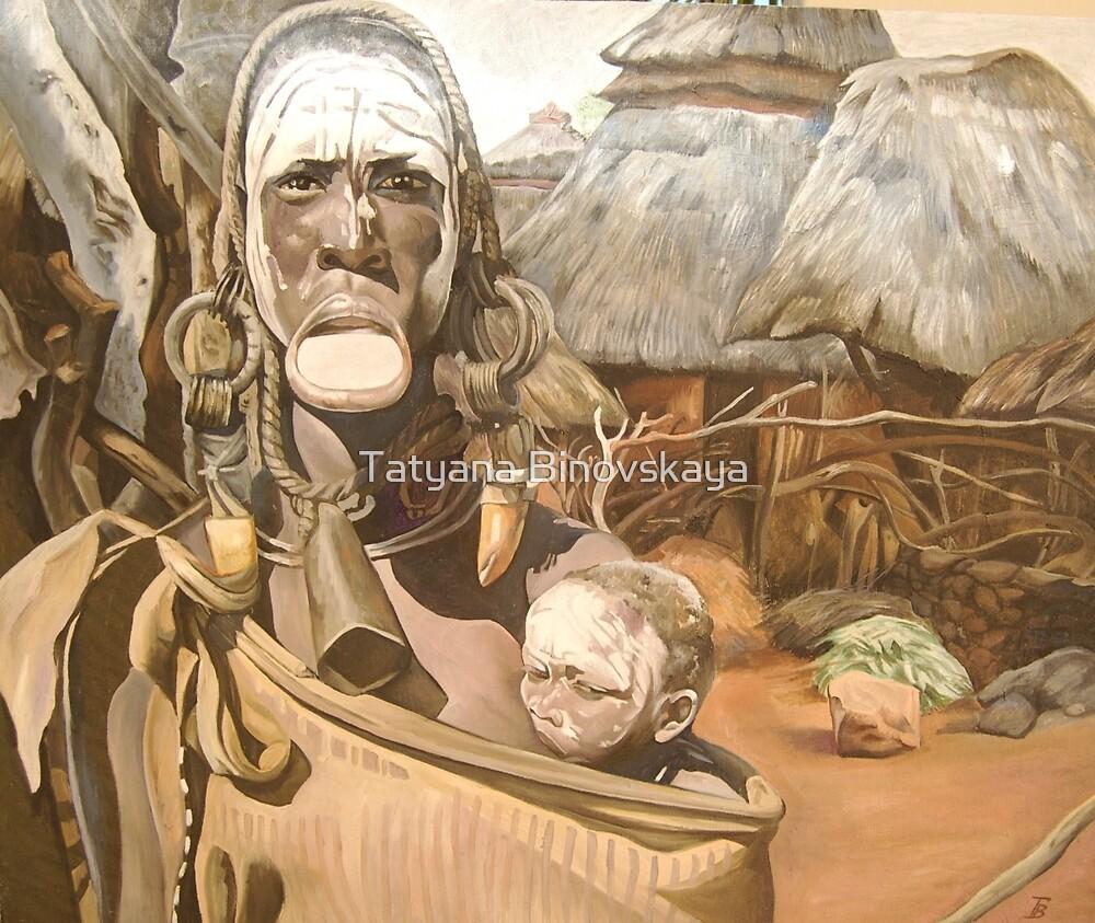 Mother by Tatyana Binovskaya