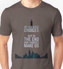 Choices - Bioshock Unisex T-Shirt
