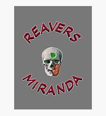 Reavers  Photographic Print