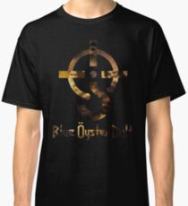 Blue oyster cult black back Classic T-Shirt