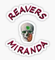 Reavers Miranda Sticker