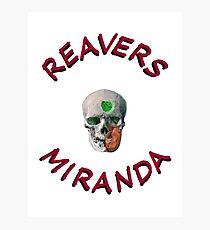 Reavers Miranda Photographic Print