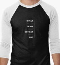 Camiseta ¾ estilo béisbol MTG