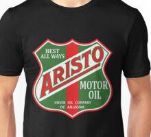 Aristo Motor Oil vintage sign reproduction Unisex T-Shirt