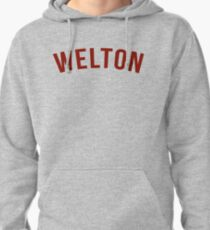 Dead Poets Society- Welton Logo Pullover Hoodie