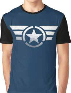 American Son (distressed) Graphic T-Shirt