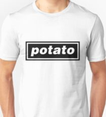 Potato Oasis Logo Unisex T-Shirt