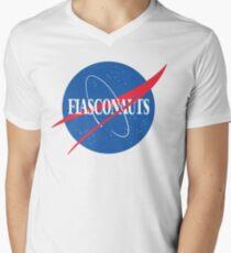 Fiasconauts V-Neck T-Shirt