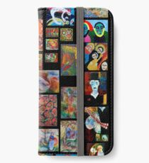 Art Collection iPhone Wallet