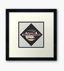 ANKLE PROBLEMS - EP COVER Framed Print