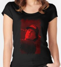Phil Mickelson - Celebrity Women's Fitted Scoop T-Shirt