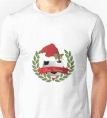 Christmas Soccer Ball Unisex T-Shirt