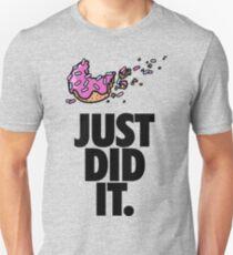 Bye Bye Diet Unisex T-Shirt