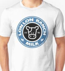 Legend of Zelda: Ocarina of Time Lon Lon Ranch Milk T-Shirt