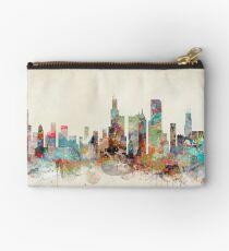chicago illinois skyline Studio Pouch