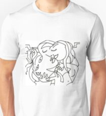 After Picasso - B21 Kiss Unisex T-Shirt