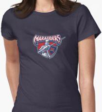 Miller Marauders Logo Women's Fitted T-Shirt