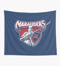 Miller Marauders Logo Wall Tapestry