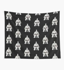 Cylon Erosion Wall Tapestry