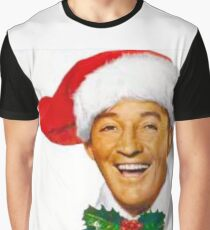 Bing Crosby christmas Graphic T-Shirt