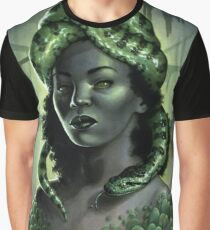 Ophidia Graphic T-Shirt