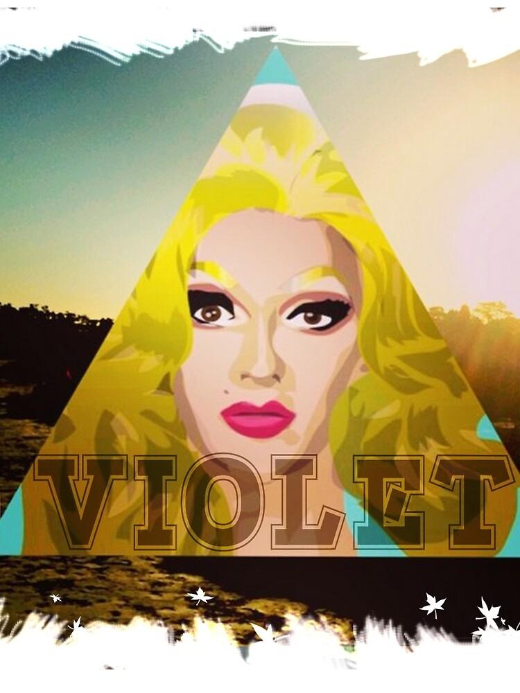 Violet Sunrise by Chronos82