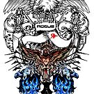 ROGUE TATTOO EAGLE by Rogueclothes