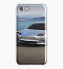 Tesla Model 3 iPhone Case/Skin