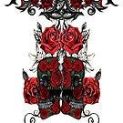 ROGUE TATTOO ROSE by Rogueclothes
