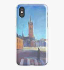 Stockholm Cityscape iPhone Case/Skin