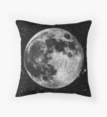 Full Moon Throw Pillow