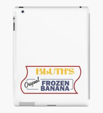 Frozen Banana Stand - Arrested Development iPad Case/Skin