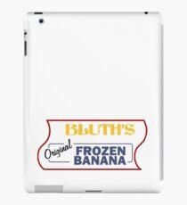 Frozen Banana Stand - Arrested Development iPad Case/Skin