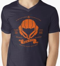 Bounty Hunter Men's V-Neck T-Shirt
