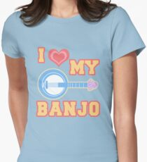 I Love My Banjo T-Shirt