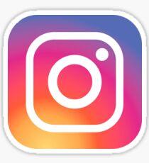 Pegatina Nuevo LOGOTIPO Instagram