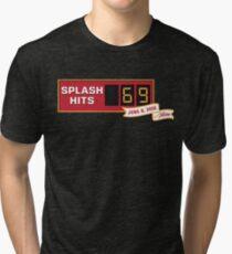 The Nicest Splash Hit Tri-blend T-Shirt