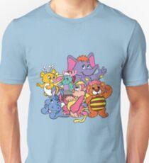 Wuzzles 80s Retro Cartoon Unisex T-Shirt