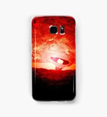 Ashtray Heart Samsung Galaxy Case/Skin