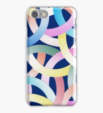 PLAYFUL PASTEL iPhone Case/Skin