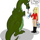 Good Dragon by Jennifer Paetsch