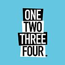 1,2,3,4 (One Two Three Four) by Trulyfunky