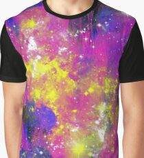 Journey Through Space Graphic T-Shirt