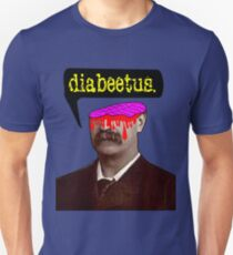 Wilford Brimley - Final Destination: Diabeetus Unisex T-Shirt