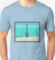 Snorkelbot + Ocean Unisex T-Shirt