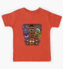Five Nights at Freddy's Kids Tee