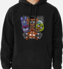 Five Nights at Freddy's Pullover Hoodie