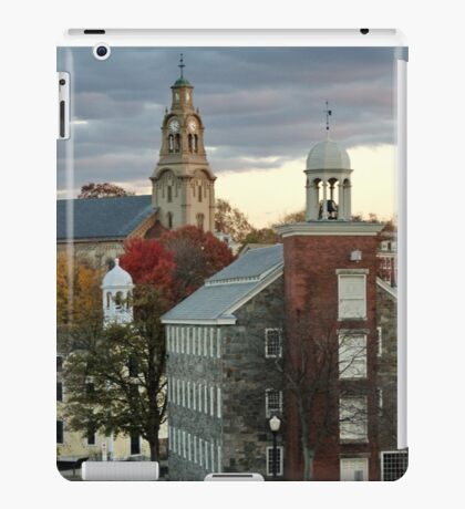 Mill Town iPad Case/Skin